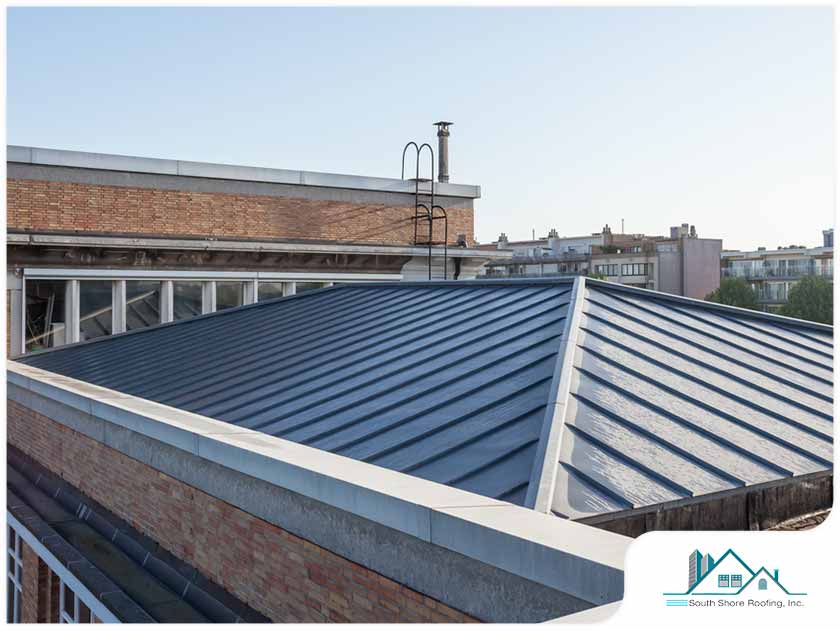 Why Is a Metal Roof Better for Your Commercial Property?